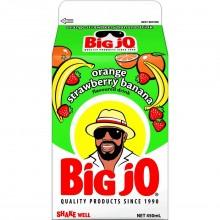 BIG JO ORANGE STRAWBERRY BANANA 450ml