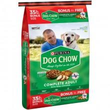 PURINA DOG CHOW 46lb