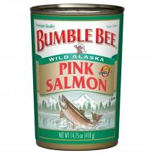 BUMBLE BEE PINK SALMON 418g