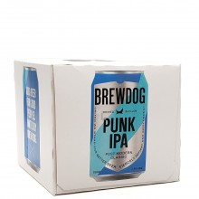 BREWDOG PUNK IPA 4x330ml