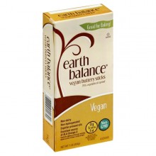 EARTH BALANCE VEGAN BUTTERY STICKS 16oz