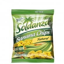SOLDANZA BANANA CHIPS 36g