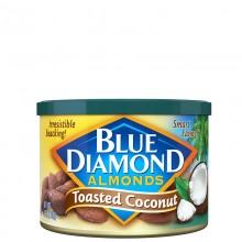 BLUE DIAMOND ALMOND TSTD COCONUT 170g