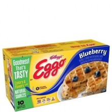 EGGO WAFFLES BLUEBERRY 350g