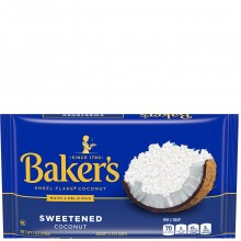 BAKERS COCONUT FLAKES 7oz