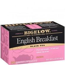 BIGELOW TEA ENGLISH BREAKFAST 20s