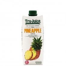 TRU-JUICE 100% PINEAPPLE 500ml