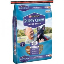 PURINA PUPPY CHOW LARGE BREED 32lb