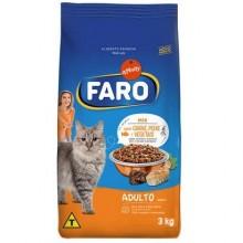 FARO CAT FOOD BEEF FISH & VEG 3kg