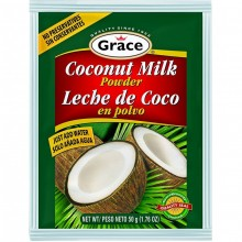 GRACE COCONUT MILK POWDER GLUTN FREE 50g