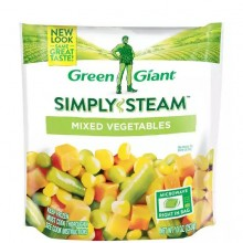 GREEN GIANT STMRS MIXED VEGETABLES 283g