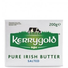 KERRYGOLD BUTTER SALTED 200g
