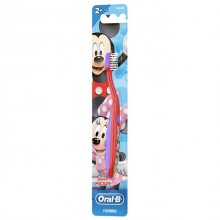 ORAL-B TOOTHBRUSH KIDS MICKEY 2+yrs