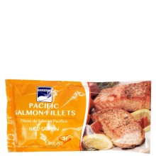 GOURMAR SALMON PACIFIC FILLETS 567g