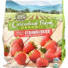 CASCADIAN FARM STRAWBERRIES 10oz