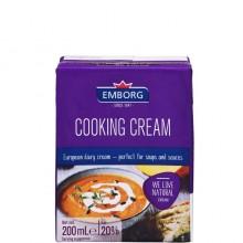EMBORG COOKING CREAM 200g