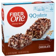 FIBER ONE 90 CAL CHOCOLATE 151g
