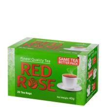 RED ROSE TEA 20s