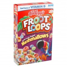 KELLOGGS FROOT LOOPS MARSHMALLOW 297g