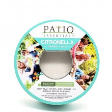 PATIO ESSENTIALS CITRON CANDLE CAN 1ct