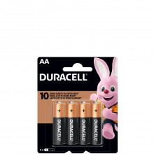 DURACELL AA 4s