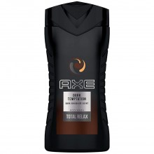AXE SHOWER GEL DARK TEMTATION 250ml