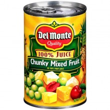 DEL MONTE MIXED FRUIT CHUNK SYRUP 15.2oz