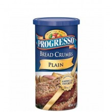 PROGRESSO BREAD CRUMBS PLAIN 15oz