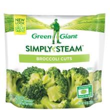 GREEN GIANT STMRS CUT BROCCOLI 283g