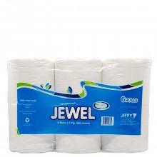 JEWEL TOILET TISSUE 6pk