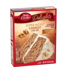 BETTY CRKR CAKE CARROT 432g