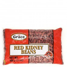 GRACE RED KIDNEY BEANS DRY 400g