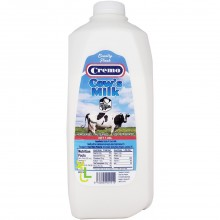CREMO 100% COWS MILK 1.89L