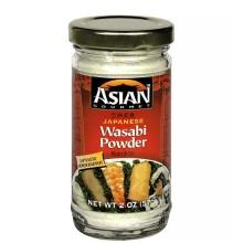 ASIAN GOURMET WASABI POWDER 2oz