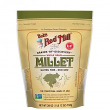 BOBS RED MILL HULLED MILLET 28oz