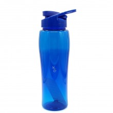 BANDEIRANTE WATER BTLE FLIP TOP BLUE 1ct