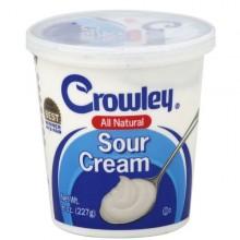 CROWLEY SOUR CREAM 8oz