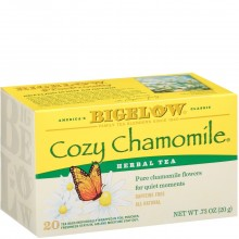 BIGELOW TEA COZY CHAMOMILE 20s