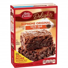 BETTY CRKR BROWNIE ORIGINAL 453g