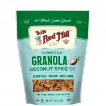 BOBS RED MILL GRANOLA COCONUT SPICE 11oz