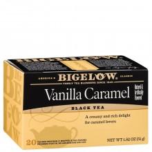 BIGELOW TEA CARAMEL VANILLA 20s