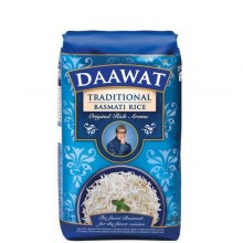 DAAWAT BASMATI TRAD RICE 1kg