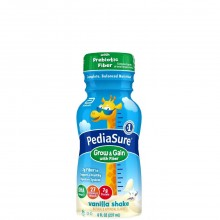 PEDIASURE FIBER VANILLA 8oz
