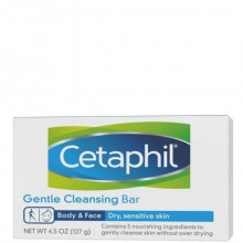 CETAPHIL CLEANSING BAR 4.5oz