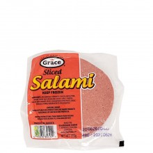 GRACE SALAMI SLICES 170g