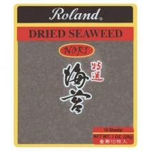 ROLAND DRIED SEAWEED NORI 1oz