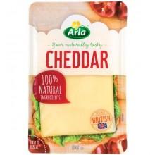 ARLA CHEDDAR SLICES 150g