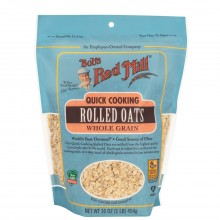 BOBS RED MILL OATS QUICK COOKING 32oz