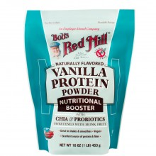 BOBS RED MILL PROTEIN POWDER VANILL 16oz