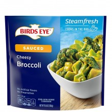 BIRDS EYE CHEESY BROCCOLI 10.8oz